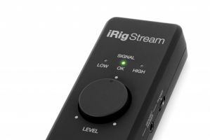 iRig Stream