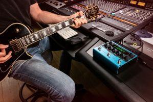 AmpliTube X-SPACE reverb pedal