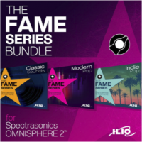 The Fame Series: 3 Library Bundle