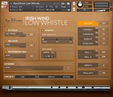Irish Low Whistle