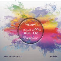 Inspire Me Vol. 02 - Diverse Electronica