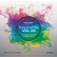 Inspire Me Vol. 03 - Diverse Electronica