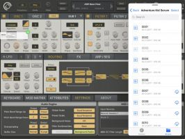 SynthMaster One iOS
