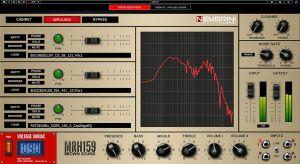NA MRH159 Brown Sound Guitar Amplifier