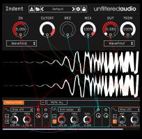 Unfiltered Audio Indent