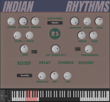 Indian Rhythms