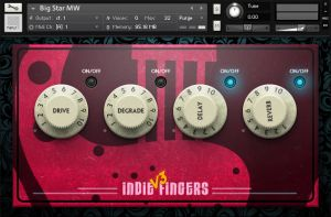 Indie Fingers Volume Three: Rhythmic Mayhem