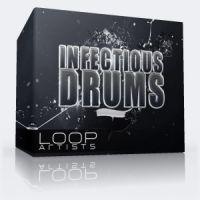 Infectious Drums - Hip Hop Drums Loop Pack