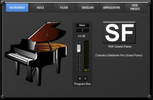YDP Grand Piano