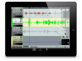 n-Track Studio for iPhone, iPad & iPod Touch