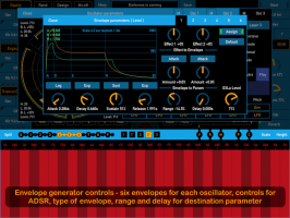 SynthScaper - Soundscapes synthesizer