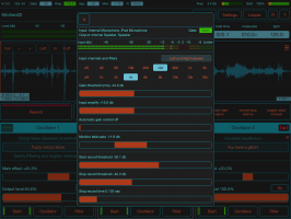 FieldScaper - Sound warp field recorder and scape constructor