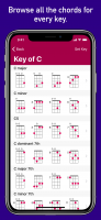Browse all the chords for every key