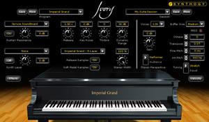 Synthogy - Ivory (Bosendorfer 290, Steinway D, Yamaha C7) Версия: 1.64