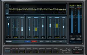 Alloy 2 Transient Shaper