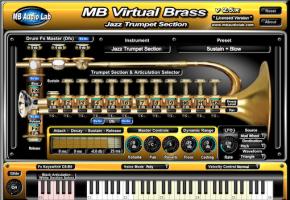 MB Virtual Brass Jazz