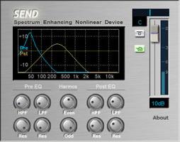 SEND (Spectrum Enhancing Non-linear Device)