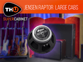 Jensen Raptor - Large Cabs - Supercab Library
