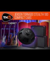 Jensen Tornado Stealth 100 Compact Cabs - IR Library