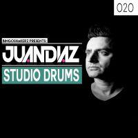 Juan Diaz:Studio Drums