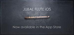 Jubal Flute iOS Edition
