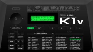 Nils K1v Single Play Mode