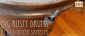 Big Rusty Drums