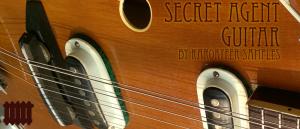 Secret Agent Guitar
