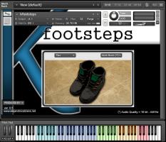 kFootsteps