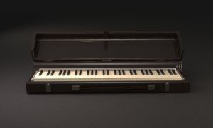 KLAVE. Rare Czech Electric Piano, Restored.