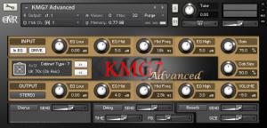 KMG7 Advanced