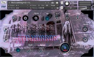 Dark designs: TTF Horror