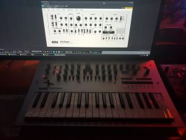 Korg Minilogue Editor Vst and Standalone (Windows&Mac)
