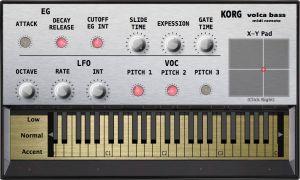Korg Volca Bass Midi Remote