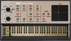 Korg Volca Keys Midi Editor / Controller -VST / Standalone-