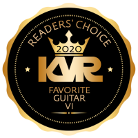 Favorite Guitar Virtual Instrument - Best Audio and MIDI Software - KVR Audio Readers' Choice Awards 2020