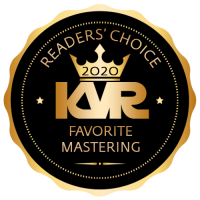 Favorite Mastering Virtual Effect Processor - Best Audio and MIDI Software - KVR Audio Readers' Choice Awards 2020
