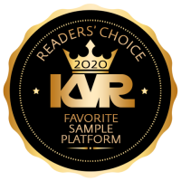 Favorite Sample Platform - Best Audio and MIDI Software - KVR Audio Readers' Choice Awards 2020