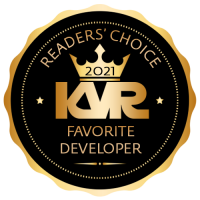 Favorite Developer - Best Audio and MIDI Software - KVR Audio Readers' Choice Awards 2021