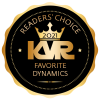 Favorite Dynamics Virtual Effect Processor - Best Audio and MIDI Software - KVR Audio Readers' Choice Awards 2021