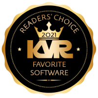 Favorite Audio Software - Best Audio and MIDI Software - KVR Audio Readers' Choice Awards 2021