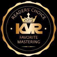 Favorite Mastering Virtual Effect Processor - KVR Audio Readers' Choice Awards 2019