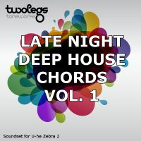 Late Night Deep House Chords Vol. 1