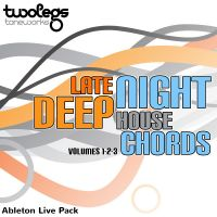 Late Night Deep House Chords Vol. 1-3 Livepack