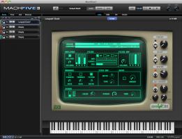 UVI Darklight IIx - in MachFive 3