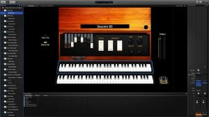 Vintage Organ Pack For Apple MainStage 3 and Logic X