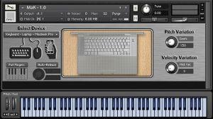 MaK - Mouse & Keyboard - Lite