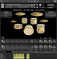 Rattly Raw Martin France Drums 1.1
