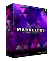 ProSoundz - MARVELOUS R&B Kontakt Library