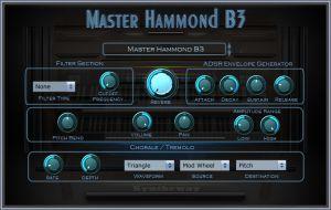 Master Hammond B3 Organ